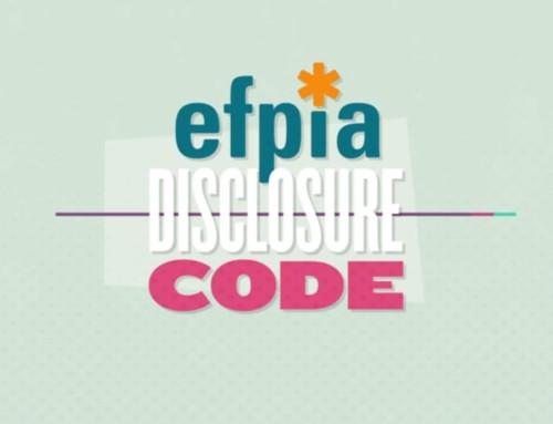 EFPIA Disclosure Code