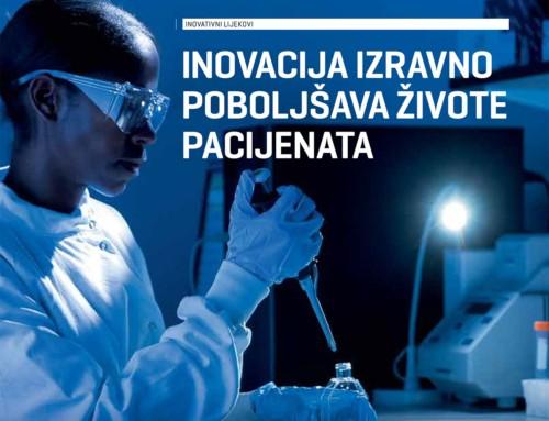 Inovacija izravno poboljšava živote pacijenata