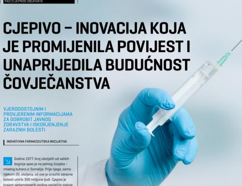 Cjepivo – inovacija koja je promijenila povijest i unaprijedila budućnost čovječanstva