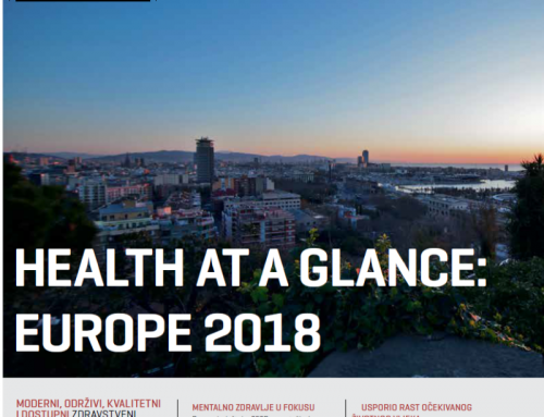 Health at Glance – Europe 2018