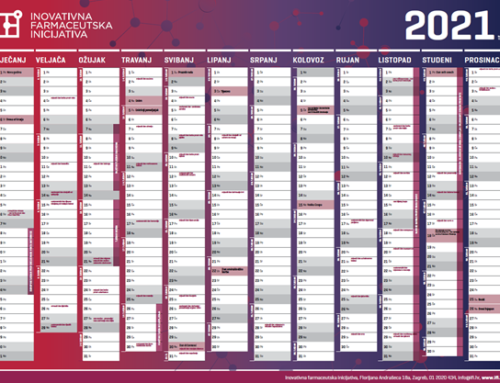 Zdravstveni kalendar 2021.