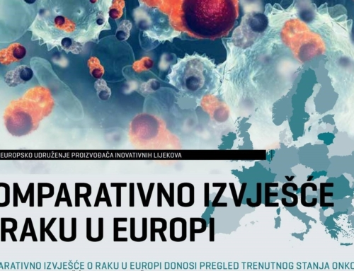Komparativno izvješće o raku u Europi