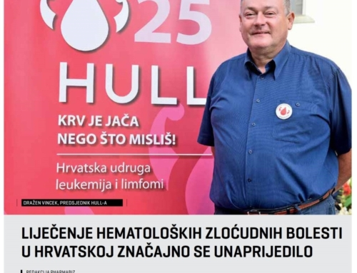 Liječenje hematoloških zloćudnih bolesti u Hrvatskoj značajno se unaprijedilo
